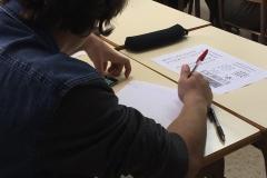 Zona intrusa 12 | Taller d'Irma Marco a les Escoles Freta