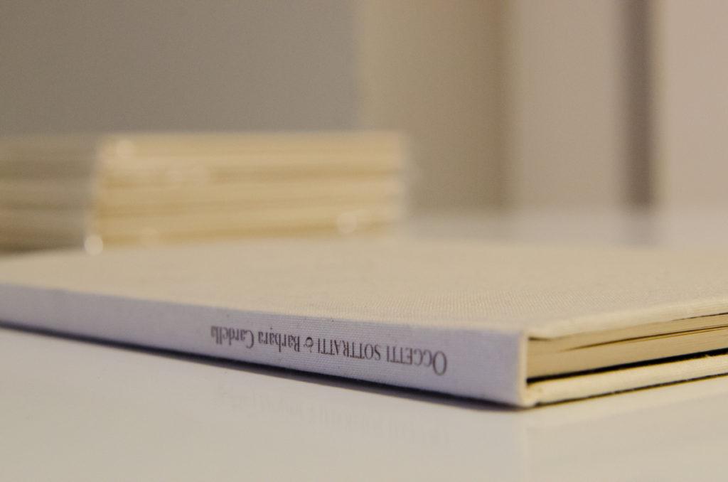 Llibre d'artista Oggetti sottratti